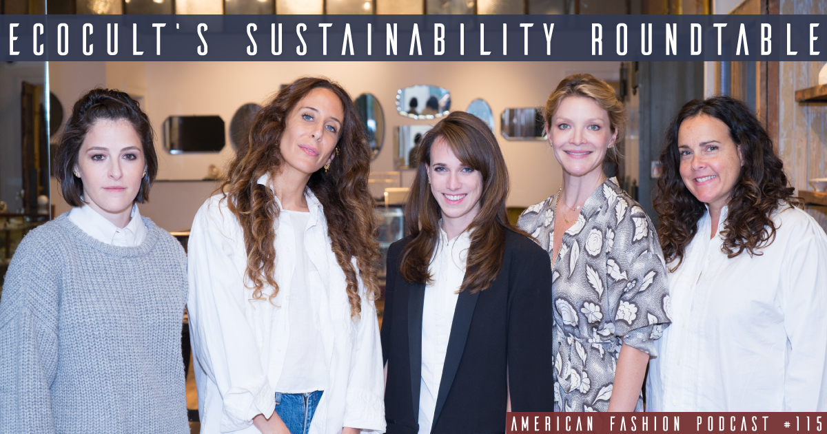 Ecocult's Sustainability Roundtable