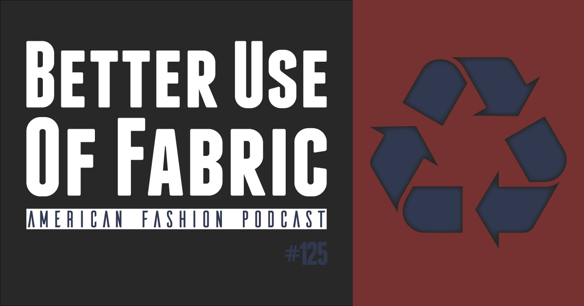 better use of fabric banner