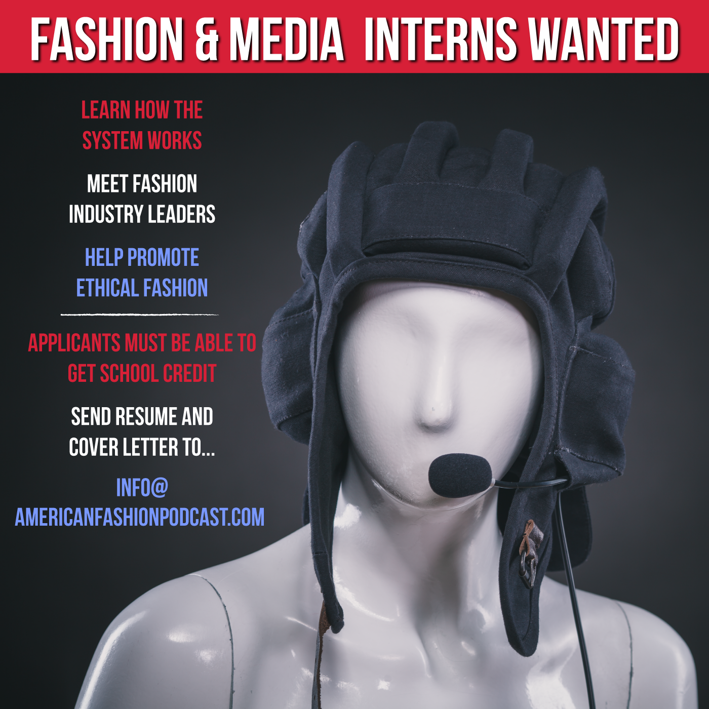 Fashion Media Internship