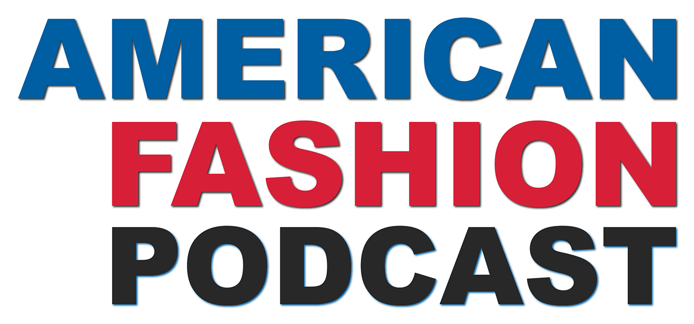 american fashion podcast logo