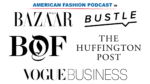 american fashion podcast in the press